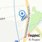 Дорогою добра на карте Санкт-Петербурга