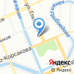 Сварог-Фильм на карте Санкт-Петербурга