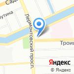 МС-Техника на карте Санкт-Петербурга