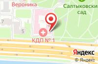 Схема проезда до компании СТОМАТОЛОГИЧЕСКАЯ КЛИНИКА МАСТЕР ДЕНТ в Приморске