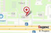Схема проезда до компании Росси в Санкт-Петербурге