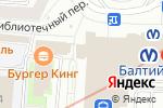 Схема проезда до компании Банк ВТБ 24, ПАО в Санкт-Петербурге