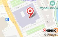 Схема проезда до компании Камертон в Санкт-Петербурге