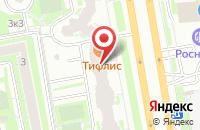 Схема проезда до компании Студия в Санкт-Петербурге
