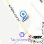 СтройТекс на карте Санкт-Петербурга
