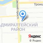 Право и налоги на карте Санкт-Петербурга