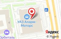 Схема проезда до компании Вертикаль в Санкт-Петербурге
