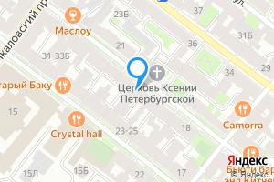 Комната в Санкт-Петербурге м. Чкаловская, Лахтинская улица, 24