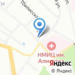 Обслуживание кондоминиумов на карте Санкт-Петербурга