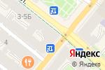 Схема проезда до компании Калейдоскоп Путешествий в Санкт-Петербурге