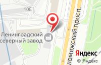 Схема проезда до компании Санкт-Петербургский Мото Завод в Санкт-Петербурге