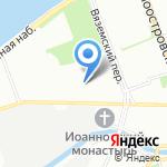Crystal Service Integration на карте Санкт-Петербурга