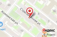 Схема проезда до компании Стк Сбыт в Санкт-Петербурге