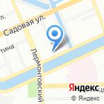Эй Джи Ти на карте Санкт-Петербурга