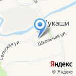 Пудомягское Сельское Поселение на карте Санкт-Петербурга