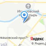 Прикладные Исследования и Разработки на карте Санкт-Петербурга