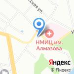 Виртуальные Технологии на карте Санкт-Петербурга