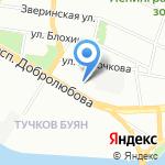 Brand Collector на карте Санкт-Петербурга