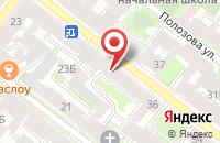 Схема проезда до компании Русская Кухня в Новом Рогачике