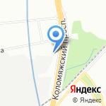 АгентСЕО на карте Санкт-Петербурга