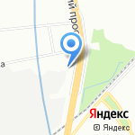 Laser Wars на карте Санкт-Петербурга