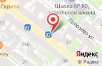 Схема проезда до компании Кубань-Лидер в Яблоновском