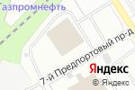 Схема проезда до компании АВТОВЕРНИСАЖ в Санкт-Петербурге