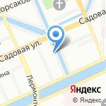 Sport Media Group на карте Санкт-Петербурга