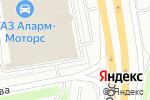 Схема проезда до компании Приморский в Санкт-Петербурге