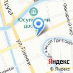 ЛенЭлектроМонтажСтрой на карте Санкт-Петербурга