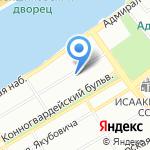БТК девелопмент на карте Санкт-Петербурга