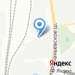 Авто-мото на карте Санкт-Петербурга