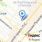 Shadrina на карте Санкт-Петербурга