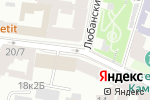 Схема проезда до компании Белорусский ласунак в Санкт-Петербурге