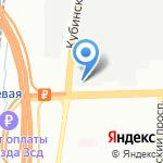 Всероссийский научно-исследовательский проектно-конструкторский и технологический институт электрического машиностроения на карте Санкт-Петербурга