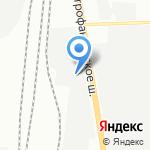 Автоманя на карте Санкт-Петербурга