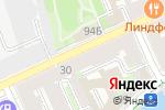 Схема проезда до компании Matryoshka в Санкт-Петербурге
