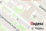 Схема проезда до компании БРАНДМЕЙСТЕР в Санкт-Петербурге