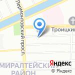 Слонопотамия.рф на карте Санкт-Петербурга