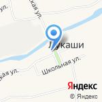 Магазин №4 на карте Санкт-Петербурга