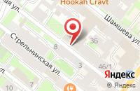 Схема проезда до компании Издательский Дом Р.М. в Санкт-Петербурге