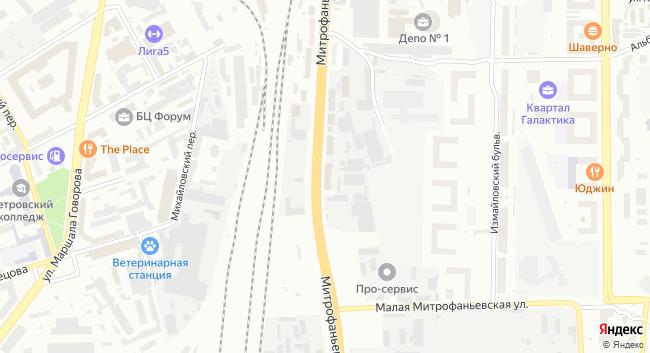 Бизнес-центр «Митрофаньевское 10» - превью 2