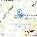 КофеМашиныСервис на карте Санкт-Петербурга