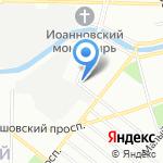 Розанов и партнеры на карте Санкт-Петербурга