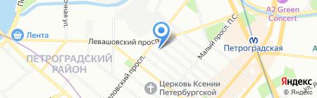 постельный-текстиль.рф на карте Санкт-Петербурга