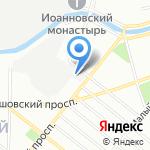 Splash на карте Санкт-Петербурга