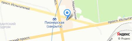 MAN STYLE на карте Санкт-Петербурга