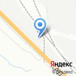 Фаст деливери на карте Санкт-Петербурга