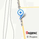 Торговая фирма на карте Санкт-Петербурга