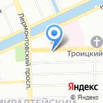 Сбыт Трейдинг Инновации на карте Санкт-Петербурга